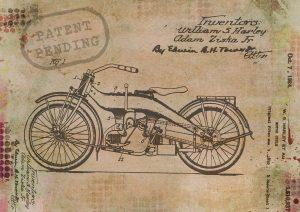Inbreuk patent motorfiets