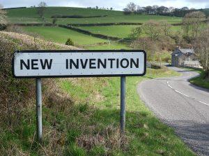 Uitvinding beschermen door patent aanvragen